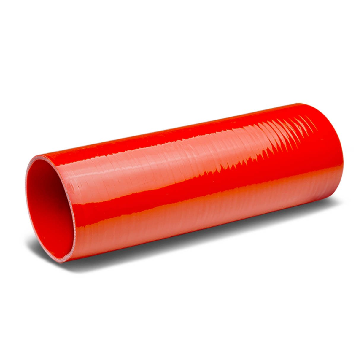 4 Straight 12 Long Turbo//Intercooler//Intake Piping Coupler Silicone Hose Red