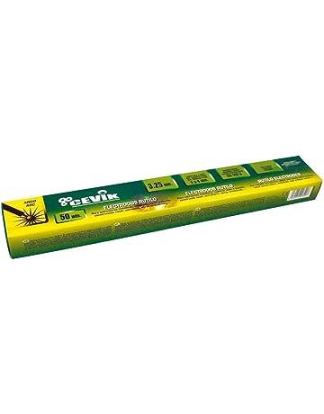 Cevik TECA502.5RU - Caja 50 uds electrodos rutilo 2,5 mm