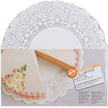 Wilton 12-Inch Show 'N Serve Cake Board, 8/Pack