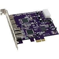 Sonnet Tango FireWire/USB PCIe Card (3-FireWire + 3 USB Ports) FWUSB2A-E
