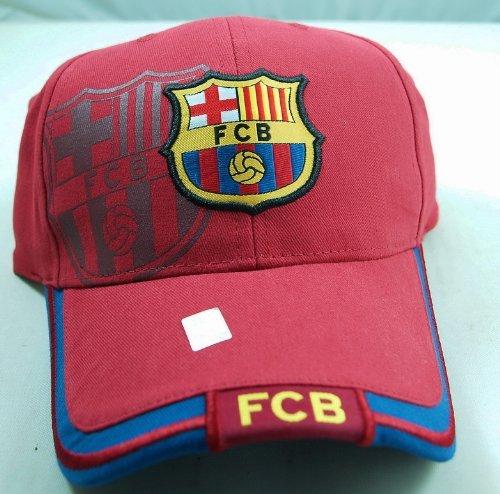 FCバルセロナ公式チームロゴキャップ/帽子 – fcb016   B015489954