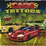 Custom Cars Temporary Tattoos