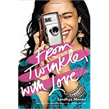 [By Sandhya Menon ] From Twinkle, with Love (Hardcover)【2018】 by Sandhya Menon (Author) (Hardcover)