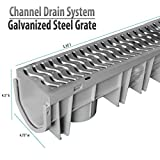 Source 1 Drainage Trench & Driveway Channel Drain