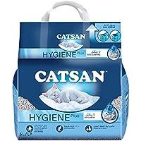 Catsan 268058 Hygiene Cat Litter, 5L