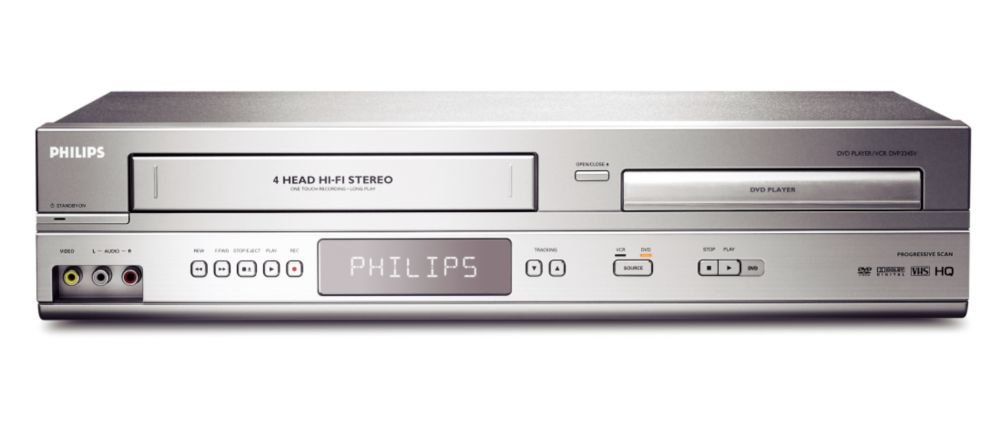Philips DVP3345V/17 DVD/VCR Combo by Philips
