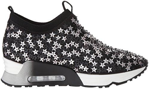 Cendres Femmes Argent Est Étoile Comme Femmes Sneaker Noire Cendres Éclairage Ef85wP