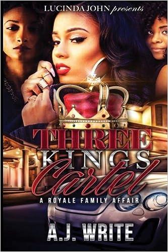 Amazon.com: Three Kings Cartel: A Royale Family Affair ...