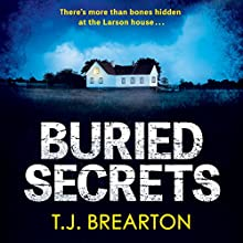 Buried Secrets Audiobook by T.J. Brearton Narrated by Eric Meyers