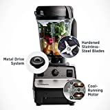 Vitamix 5300 Blender, Professional-Grade, 64 oz. Low-Profile Container, Black (Certified Refurbished)