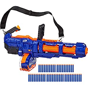 Nerf-Elite-Titan-CS-50-Toy-Blaster-Fully-Motorized-50-Dart-Drum-50-Official-Elite-Darts-Spinning-Barrel-For-Kids-Teens-Adults