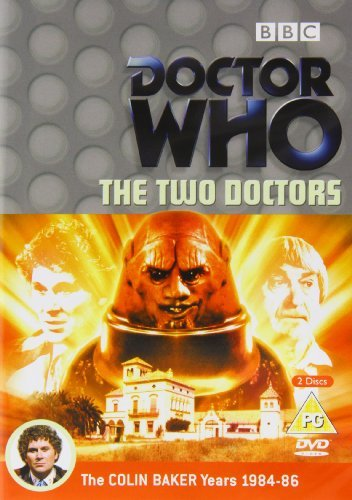 Doctor Who: The Two Doctors [Region 2] (Doctor Who Region 2 Dvd)