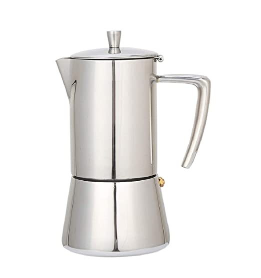 HHS Megan-DA Fabricante de café Press Moka Pot Mocha Coffee Pot ...