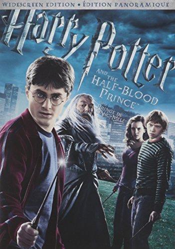 Harry Potter-Half Blood (Potter Harry Dvd Combo)
