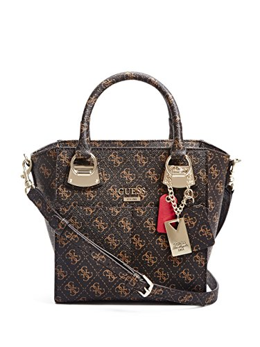Guess Handbag Privacy Brown