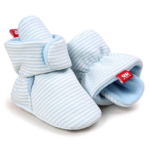 Aqua Beach For Sand Water Socks Yoga Blue Barefoot Pool Aerobics Swim Upgraded Stripe Shoes Sole Durable Surf Skin Water CIOR qzgv0w7