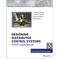 Designing Distributed Control Systems - a Pattern Language Approach