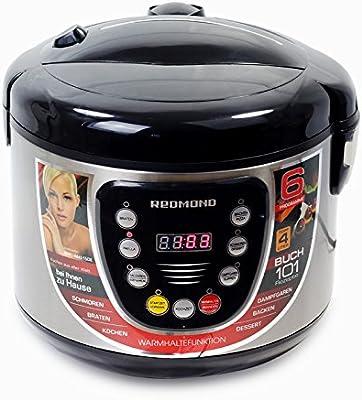 Redmond RMC-M4515 DE Hervidor de 700 W, 4 litros, color negro: Amazon.es: Hogar