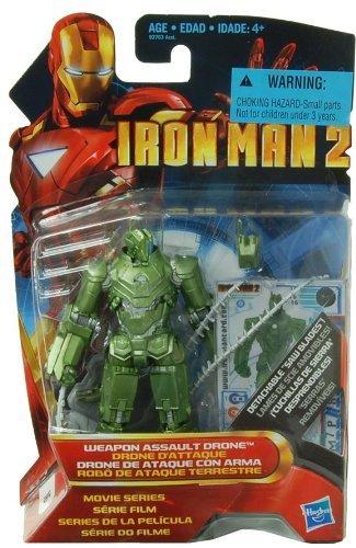 Iron Man 2 Weapon Assault Drone Action Figure (Iron Man 2 Toys)