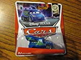 Disney/Pixar Cars 2012 Tuners Die-Cast DJ with Flames #3/10 1:55 Scale