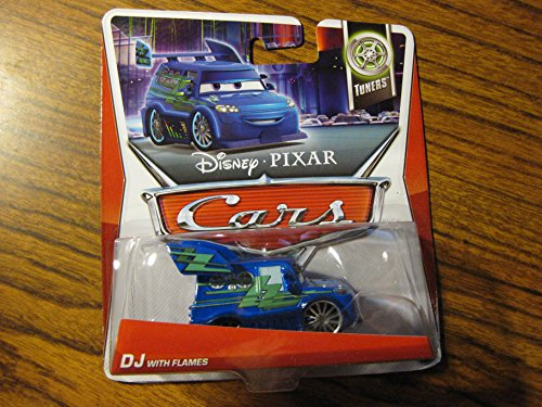 disney cars diecast dj - 8