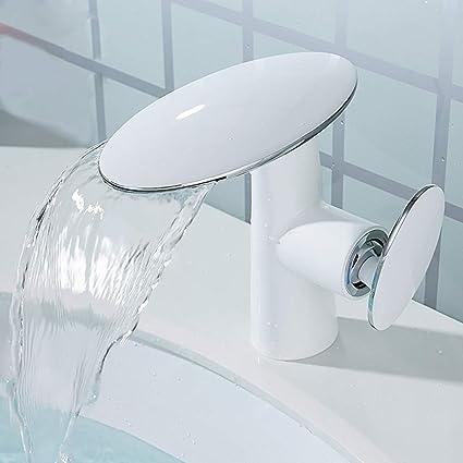 Dongcy Badarmatur Waschtischarmatur Wasserhahn Bad Armatur