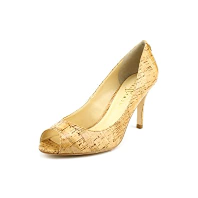 95c0af2a24a6 Ivanka Trump Women s Cleo Sandy New Luster Patent Leather Pump ...