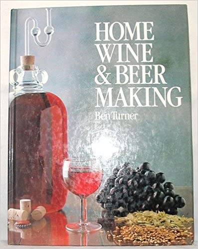 Book Home Wine and Beer Making