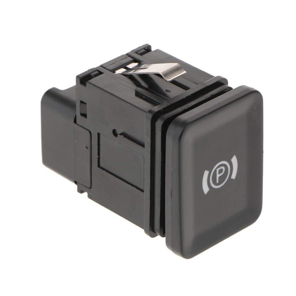Homyl Car Auto Handbrake Button Switch 3C0 927 225C VW Passat R36 CC
