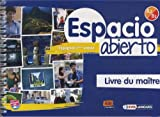 img - for Espacio Abierto Niveau 2 Livre du ma tre + acc s ... ELEteca (Spanish Edition) book / textbook / text book