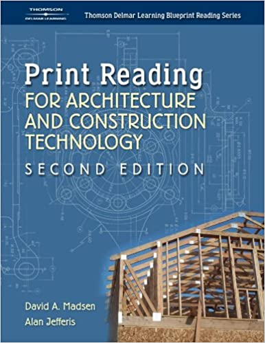 Buy print reading for architecture and construction thomson buy print reading for architecture and construction thomson delmar learning blueprint reading book online at low prices in india print reading for malvernweather Images