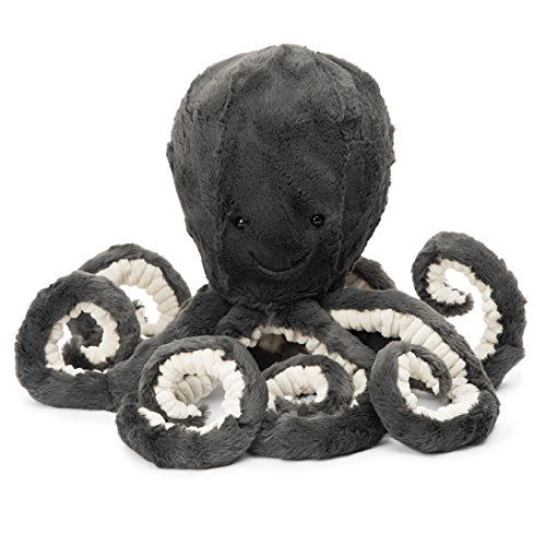 Jellycat Inky Octopus Stuffed Animal, Large, 22 inches