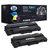 Cool Toner 2 Pack Compatible Samsung D10...