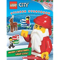 (进口原版) LEGO 乐高城市系列 Merry Christmas, Lego City!