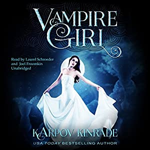 Vampire Girl Audiobook