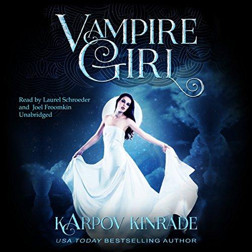 Vampire Girl: Vampire Girl, Book -
