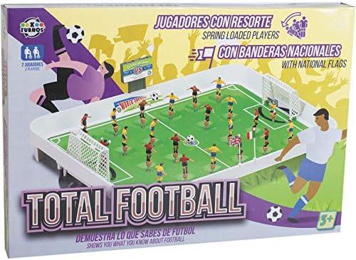 XTURNOS Futbolín de Mesa: Amazon.es: Juguetes y juegos