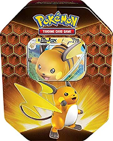 Juego de cartas coleccionables de Pokémon (TCG): lata de Hidden Fates (al azar) , color/modelo surtido: Amazon.es: Juguetes y juegos