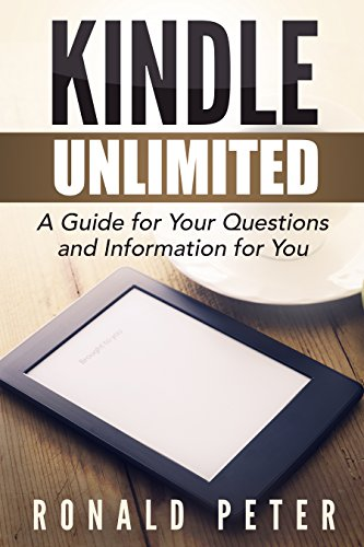 amazon com kindle unlimited a guide for your questions and rh amazon com Log into My Account Kindle Amazon Kindle Unlimited Books