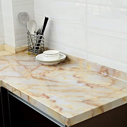 Jade Mable Removable Wallpaper For Kitchen Contact Paper Peel And