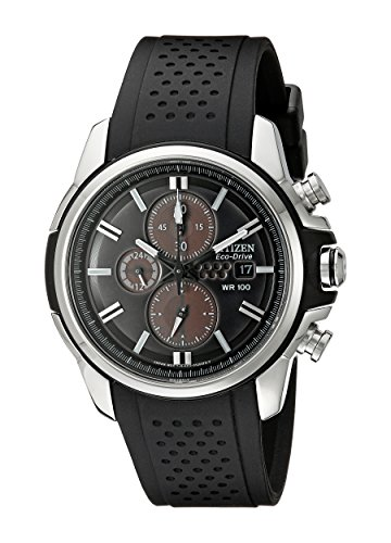 Citizen Drive Eco Drive Stainless Chronograph