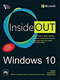 img - for Windows 10 Inside Out book / textbook / text book