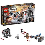 LEGO Star Wars: The Last Jedi Ski Speeder vs. First Order Walker Microfighters 75195 Building Kit (216 Piece)