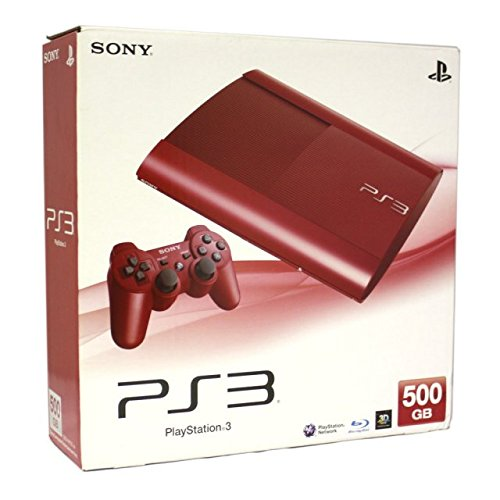 Image Gallery red ps3