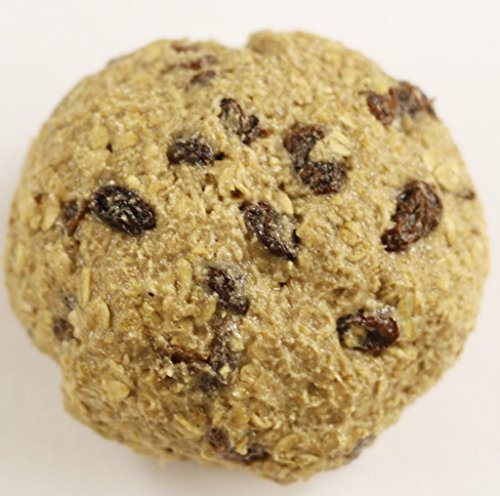 Scott's Cakes Ready-to-Bake Oatmeal Raisin Cookie Dough (Scoop Out) in a 1 Pound Deli (Oatmeal Raisin Cookie Dough)