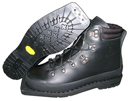 A. Blöchel - Montagne chaussures de ski de l'armée italienne pour largeur de semelle de ski fixations bottes de ski bateau ski 75mm bottes 38-50 - pas présent, 40