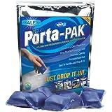 Walex TOI-1090250 Porta-Pak Holding Tank Deodorizer Drop-Ins, Sunglow Scent (Pack of 50)