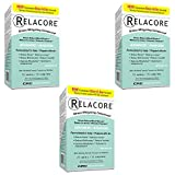 Relacore Extra Strength Tablets (Pack Of 3), 216 Count