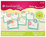 American Girl Crafts Place Card Kit, Health Care Stuffs