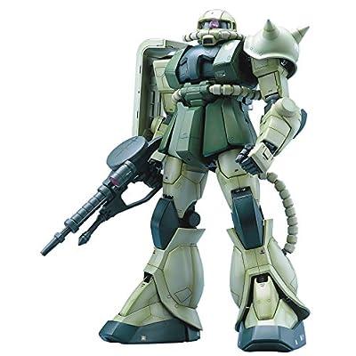 Bandai Hobby MS-06F Zaku II Mobile Suit Gundam Perfect Grade Action Figure, Scale 1:60 - 4003986 , B0006N14BU , 454_B0006N14BU , 155.88 , Bandai-Hobby-MS-06F-Zaku-II-Mobile-Suit-Gundam-Perfect-Grade-Action-Figure-Scale-160-454_B0006N14BU , usexpress.vn , Bandai Hobby MS-06F Zaku II Mobile Suit Gundam Perfect Grade Action Figure, Scale 1: